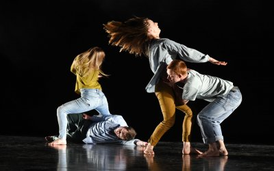 Dance Review: Gathered Together, Tramway, Glasgow