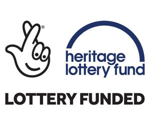 Heritage Lottery Fund – Lottery Funded