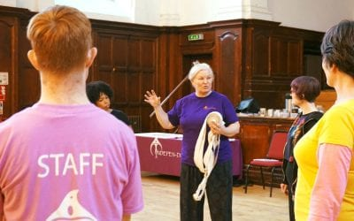 Founder and Artistic Director, Karen Anderson, Awarded MBE